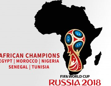 5 African Nations Heading to Russia for the 2018 FIFA World Cup