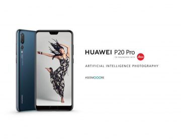 HUAWEI P20 Series a Hit with SA Consumers