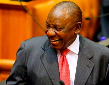 President Ramaphosa Arrives In Nigeria For Working Visit