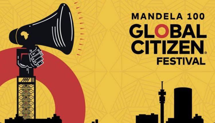 Mandela 100 Global Citizen Festival