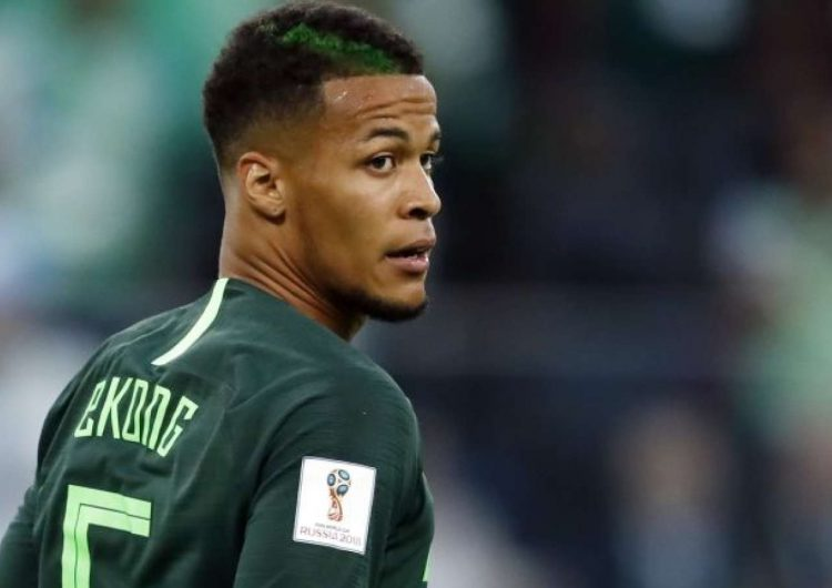 Ekong confident Eagles will qualify for 2019 AFCON