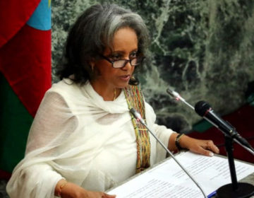 Ethiopian MPs Elect First Female President