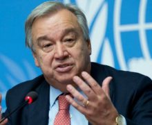 UN chief tasks Africa, China on win-win collaboration
