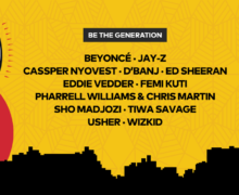 Global Citizen Festival Mandela 100