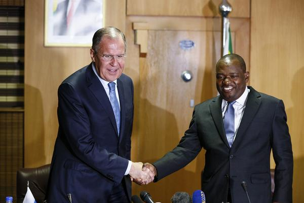 Russia hopes to invest in Zimbabwe's mining industry