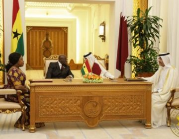 Ghana, Qatar Sign Five Memoranda Of Understanding