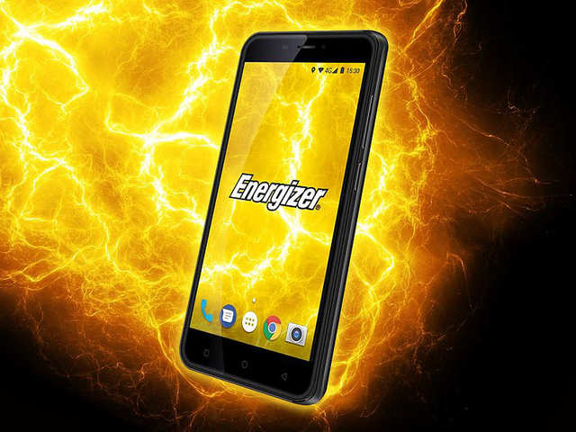 Energizer announces growth of its mobile phone since its launch last year