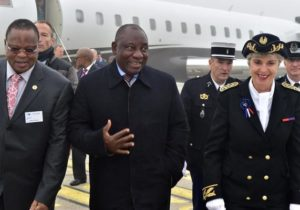 SA's Ramaphosa to address EU parliament