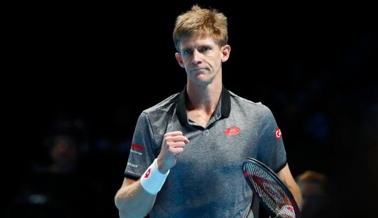 ATP Finals play-off berths await SA's Anderson and Klaasen in London