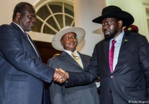 South Sudanese leaders commit to ending the suffering of their people