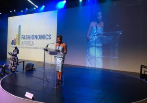 Fashionomics Africa cocktail event wows crowd with creative artistry, investment opportunities